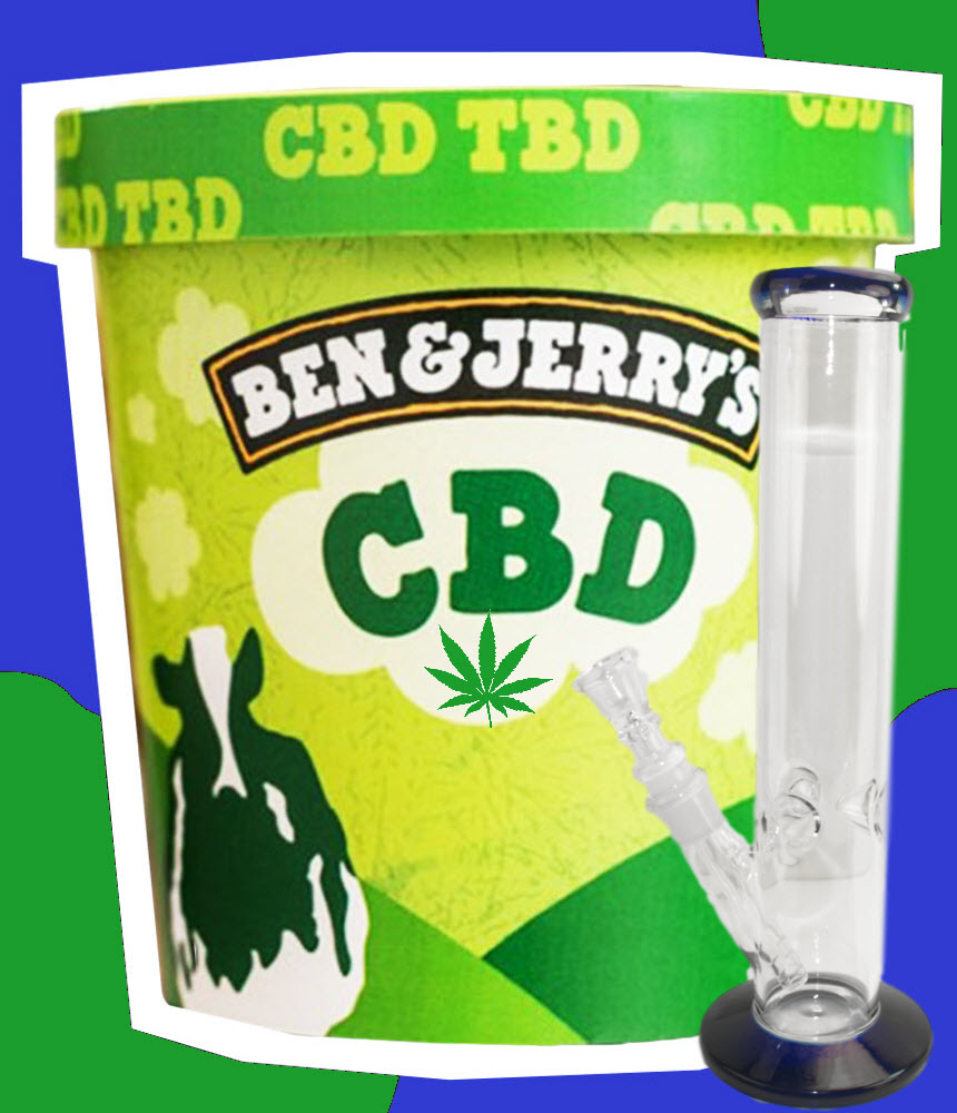 cbd ice cream